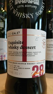 SMWS G4.17 - Exquisite whisky dessert