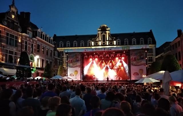 Oude Markt concierto
