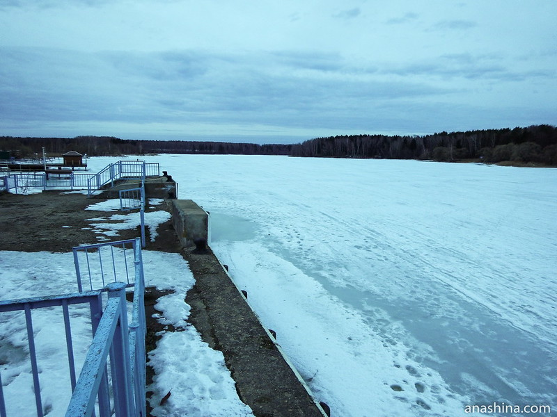Устье реки Кокотки