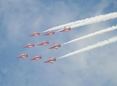 RAF Red Arrows Aerobatic Team (22)