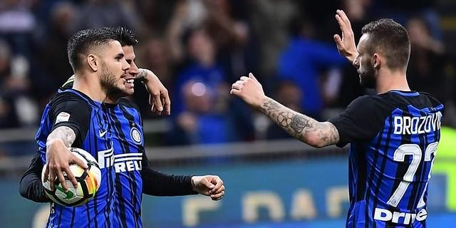 Kemenangan Inter Milan Menghajar Cagliari Dengan Total Skor 4-0