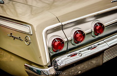 Chevrolet Impala (3rd-gen) '62