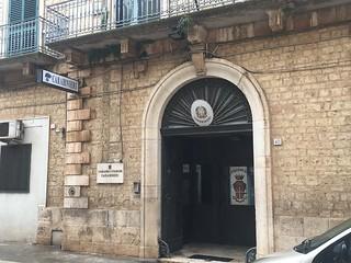 Casamassima - La caserma dei Carabinieri