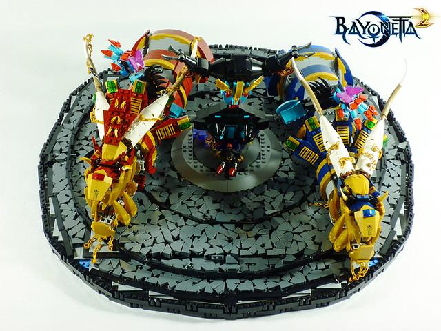LEGO® Bayonetta