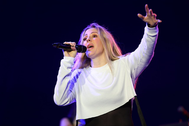Ellie Goulding - Oracle Open World - Oct 2017