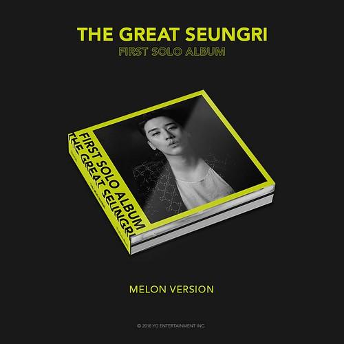 Seungri THE GREAT SEUNGRI Solo Album 2018 (2)