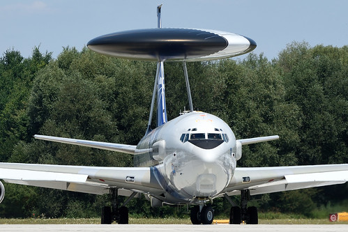 Luxembourg - NATO   Boeing E-3A Sentry (707-300)   LX-N90450   ETSI/IGS   2018-07-19   cn 22845
