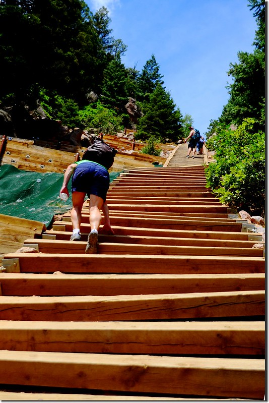The Manitou Incline, Manitou Springs (5)