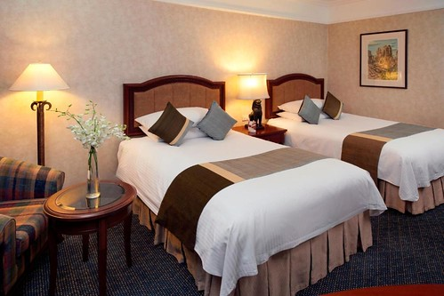 アフタヌーンティーで人気のホテル インターコンチネンタル プノンペン