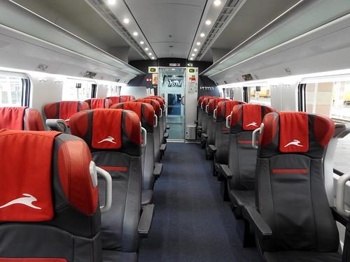 In Treno per Milano