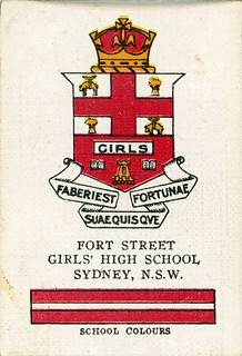 25. Fort Street Girl's High School, Sydney, NSW