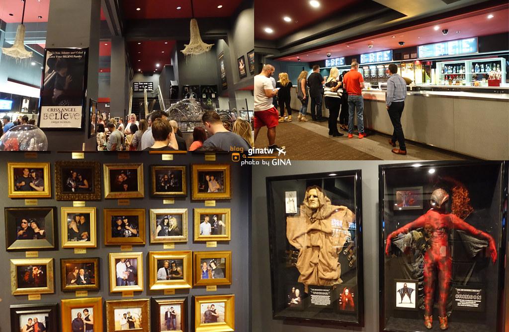 【拉斯維加斯表演秀】 MINDFREAK LIVE|現場魔術表演秀 @GINA環球旅行生活|不會韓文也可以去韓國 🇹🇼
