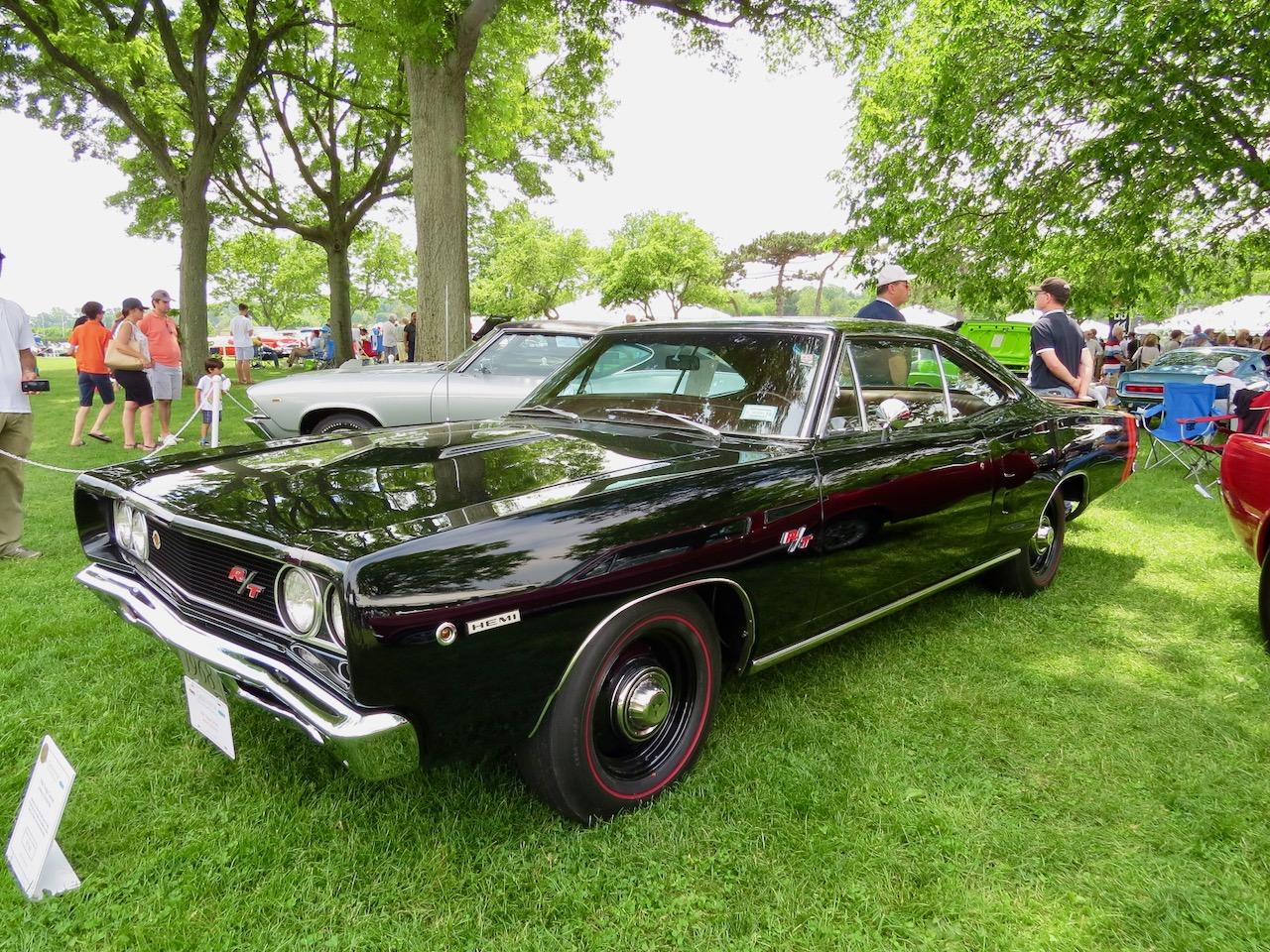 Dodge Coronet RT Front