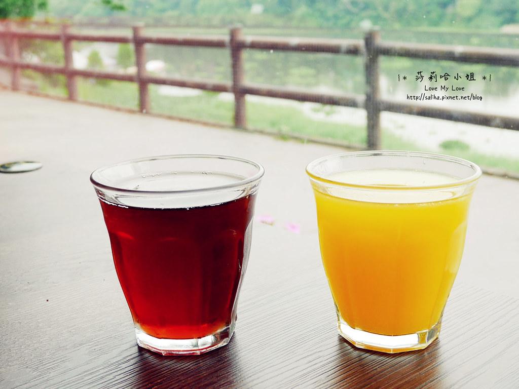 峨眉湖附近景觀餐廳推薦雪之湖咖啡下午茶義大利麵 (18)