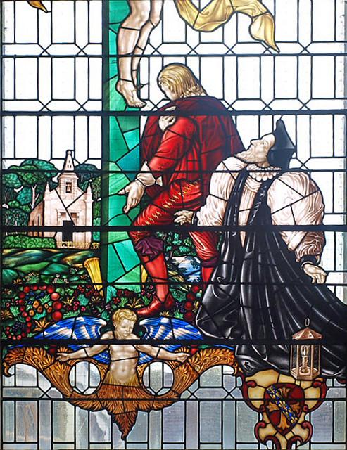 Hugh Easton Nicholas Ferrar & Hugh Latimer crucifixion (8)