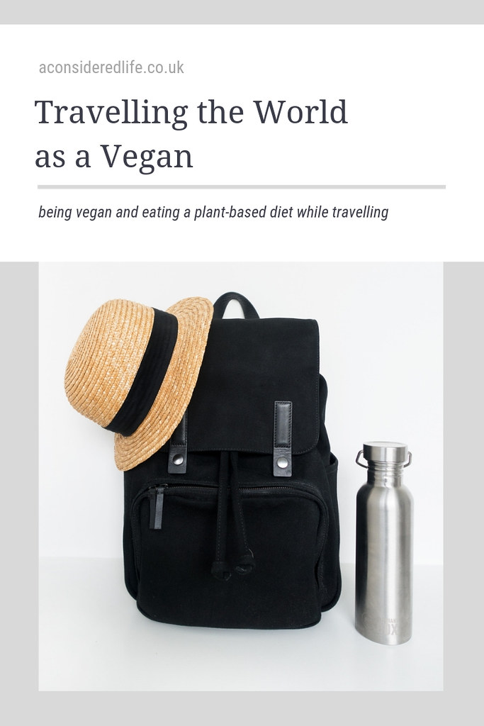 Travelling As A Vegan