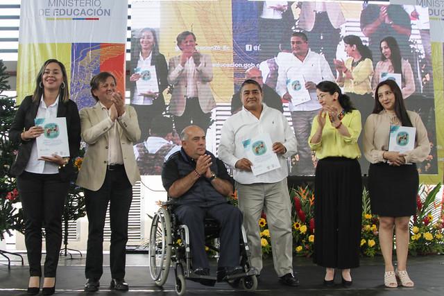 Fortalecimiento de la Educación Especializada e Inclusiva - Guayaquil