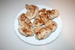 01 - Zutat gegrilltes Hähnchenfilet / Ingredient grilled chicken filet