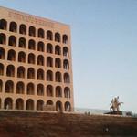 Roma - Palazzo della civiltà (colosseo quadrato) - https://www.flickr.com/people/142306595@N04/