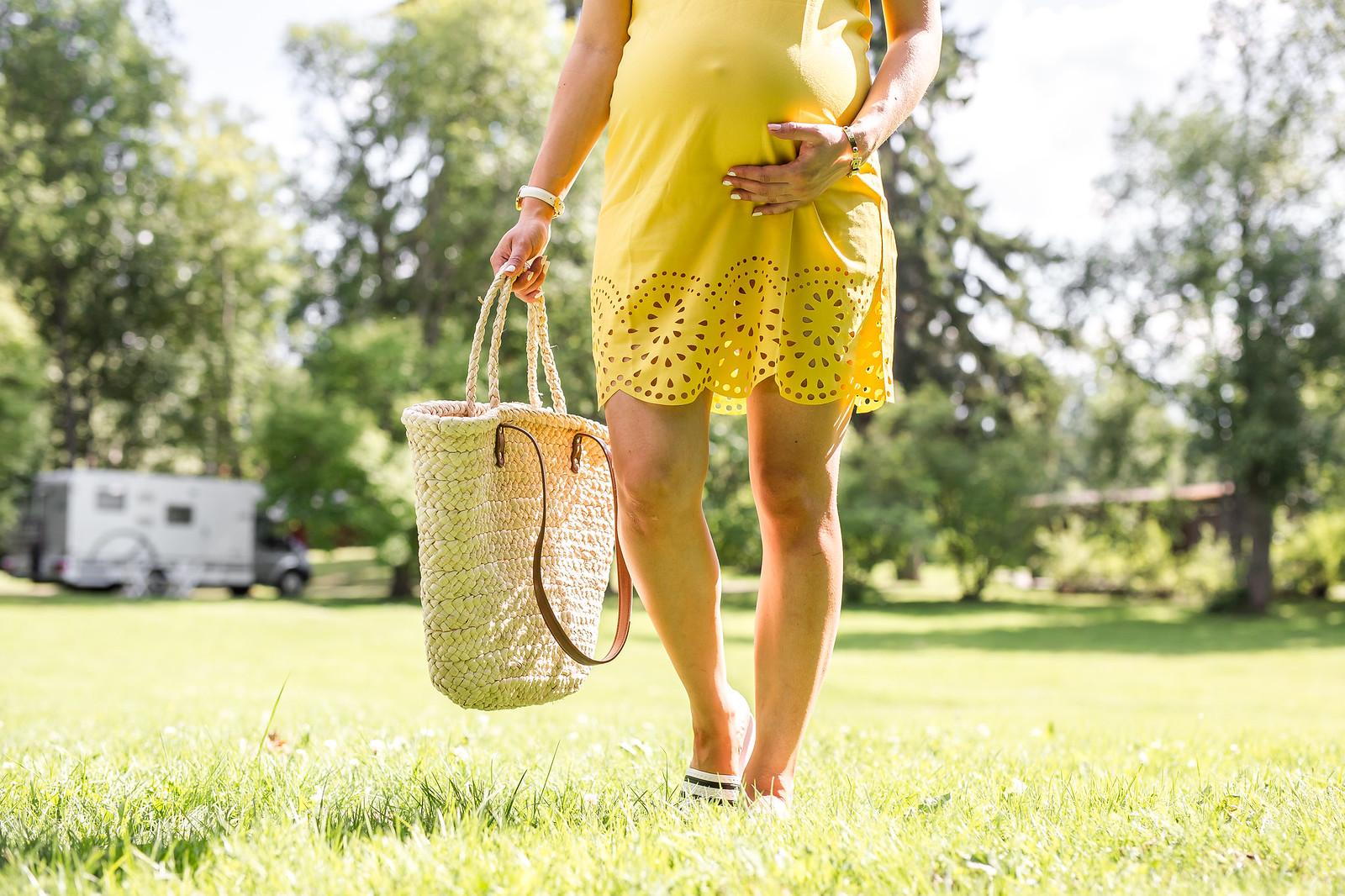 keltainen mekko naiset