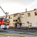 École Jean Jaurès incendiée à Oissel (nuit du 14 juillet)