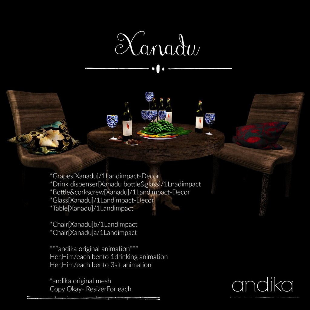 andika [Xanadu]Fat Pack-AD