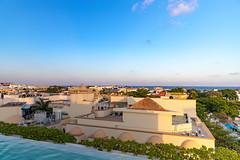 A Glimpse of Playa del Carmen