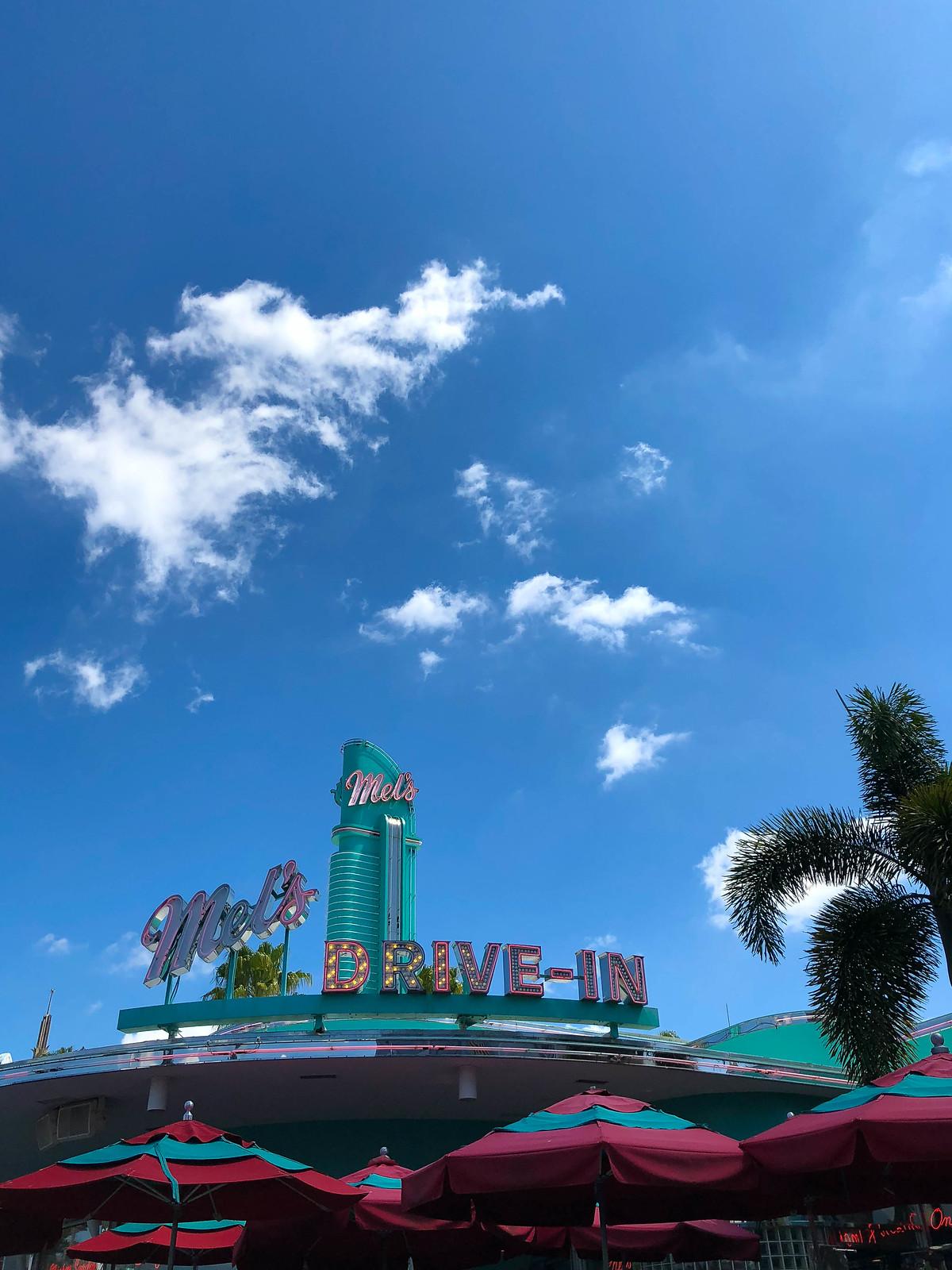 Mel's Drive In Universal Studios Florida