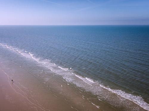 Der Mensch am Meer