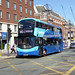 Yorkshire Coastliner 3631 BT66MVO