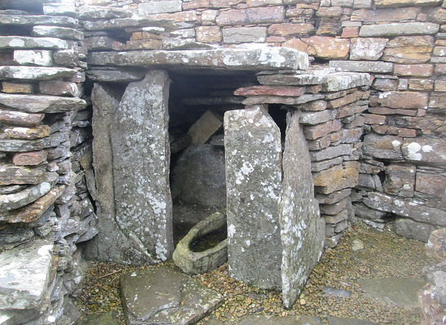 Broch of Gurness, Compartment