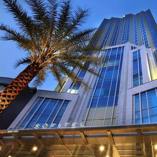 住宿心得 Sofitel Bangkok Sukhumvit Hotel