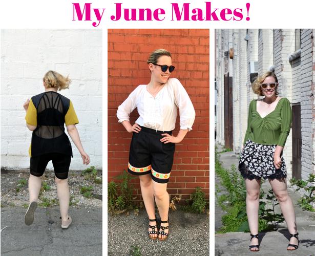 My June Makes 1