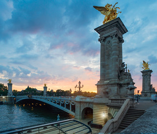 Pont Alexandre III, Paris | by justin_c_simmons