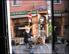 Life on Prinsenstraat, Amsterdam
