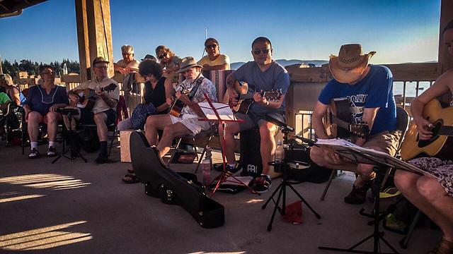 Taylor Dock Jam Session-010
