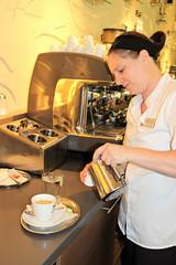 Kaffee im Kurhaus Bad Gleichenberg