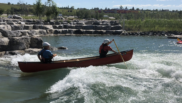 New Harvie Passage boosts safety, recreation