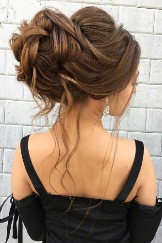 TRENDY WEDDING UPDOS For Super Bride -Long Hairstyles 2