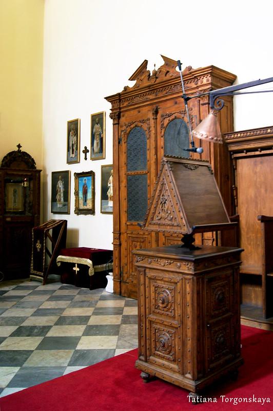 Убранство церкви церкви Св.Николая