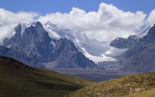 "Himalayas ""The Weather Barrier"", Tibet 2017"