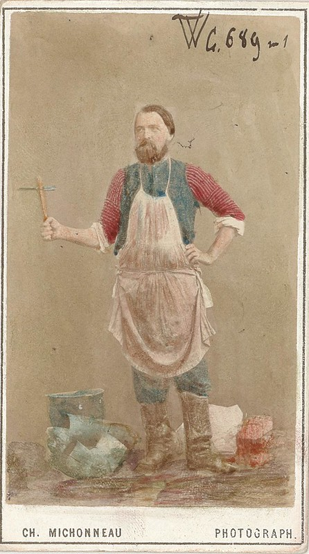 1870-е. Типы и костюмы из России, Финляндии и Польши