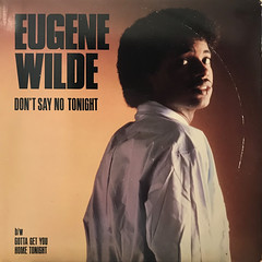 EUGENE WILDE:DON'T SAY NO TONIGHT(JACKET A)