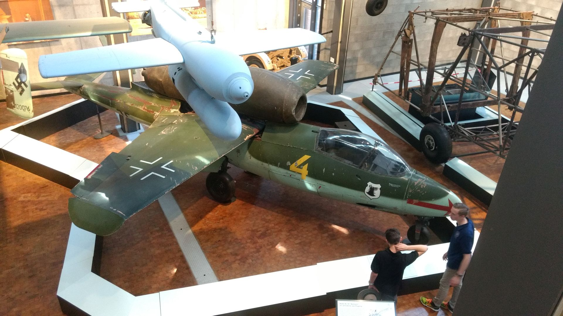 Deutsches Technikmuseum Berlin 43626077481_01f86bbfa8_o