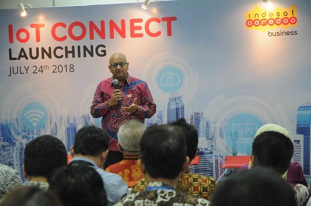 Indosat Ooredoo luncurkan IoT Connect