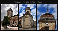Pesmes, eglise Saint Hilaire