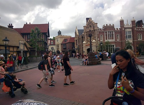 Epcot #throughglass