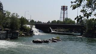 Lovely river park - Idaho Falls