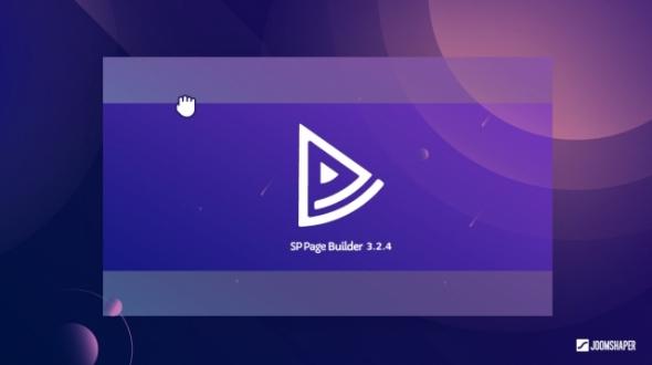 SP Page Builder Pro v3.2.4 - #1 Drag & Drop Joomla! Page Builder