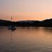 Sunset at Waterhead, Lake Windermere, Cumbria